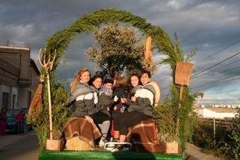 Cerca de 70 peñas van a participar en la Romería de San Isidro en Villarrobledo