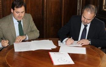 Diputación y Cámara firman un convenio para seguir impulsando las exportaciones entre las pymes de Albacete