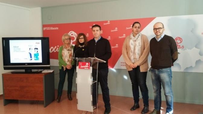 Las Casas del Pueblo de Albacete se convierten en espacios 'seguros y libres de violencia de género'