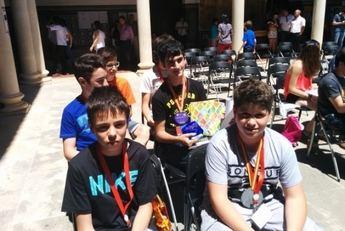 Éxito albaceteño en la XV Olimpiada Matemática Regional de Castilla-La Mancha
