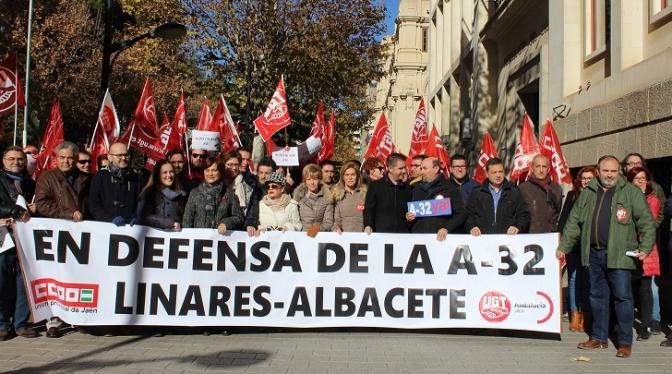 El alcalde de Albacete insiste en la solicitud del inicio de la autovía a Cuenca y que sigan en la de Linares