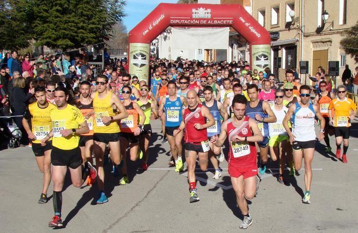 Molinicos acoge el próximo sábado la XVI carrera popular de la Diputación