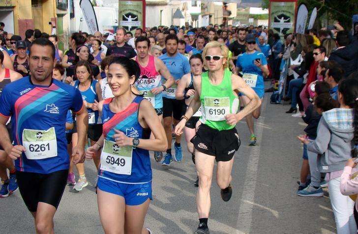 Doble cita este fin de semana de atletismo y trail en Alpera y Letur