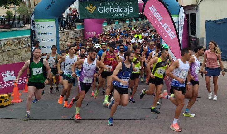 Doble cita con el atletismo y trail el sábado en Paterna del Madera