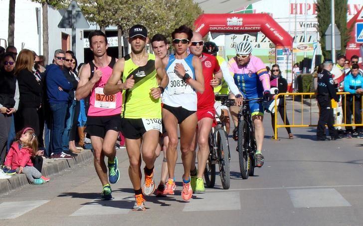 La Roda celebra el próximo sábado la XVII Media Maratón con atletas de primer nivel