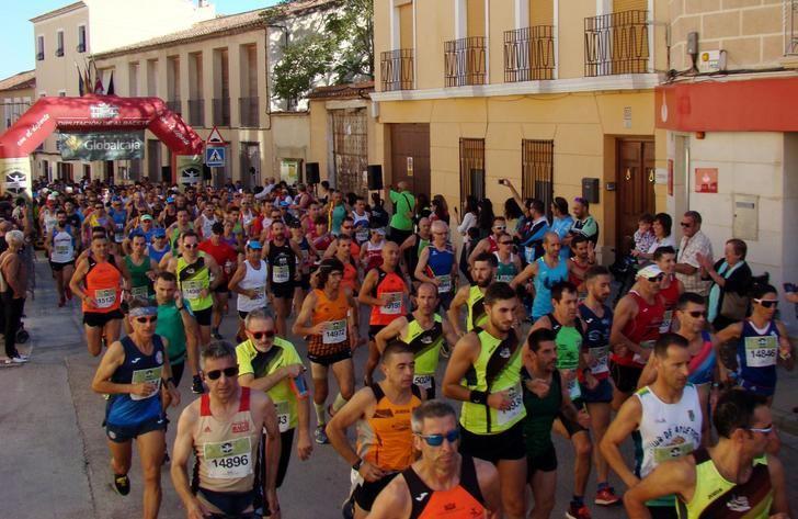 Chinchilla de Montearagón recibirá a más de 800 atletas en el trail y la carrera popular el próximo domingo