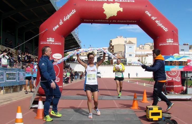 """Hellín celebra el domingo la XXXII Media Maratón Ciudad de Hellín """"Honorio Soria Cifo"""""""