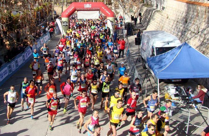 Alcalá del Júcar pondrá el cierre este sábado al V circuito provincial de Trail