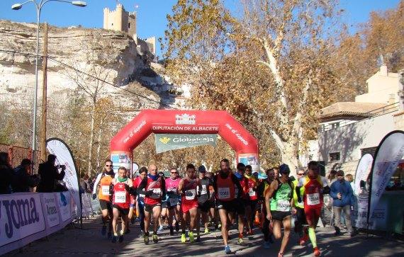 Alcalá del Júcar cierra el próximo sábado el circuito de atletismo y trail con más de 700 atletas