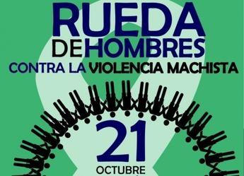 Hombres por la igualdad se concentró en Albacete como rechazo a la violencia machista