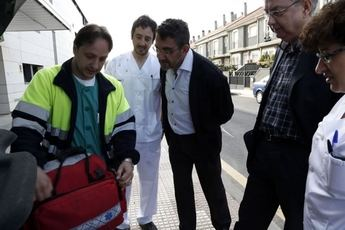 Las urgencias sanitarias de Atención Primaria de Castilla-La Mancha tienen unas 8.000 actuaciones diarias