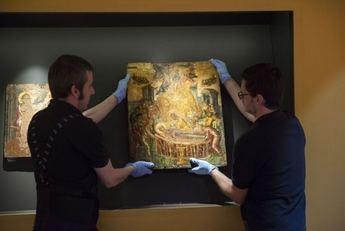 La obra de El Greco 'La Dormición de la Virgen' regresa a Syros