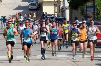 650 atletas participarán el domingo en la VII Carrera Popular de Higueruela