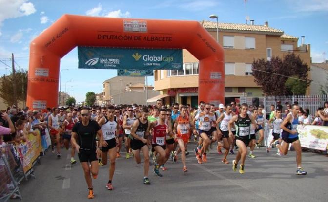 Eugenio Oliver venció en la X Carrera Popular de Pozo Cañada del Circuito Provincial  (galería fotos)