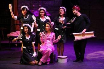 'El joven Frankestein' se repone de nuevo en el Teatro de la Paz