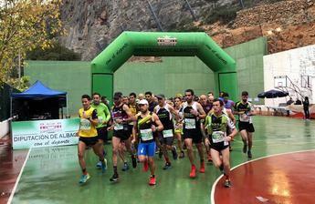 Doble cita este fin de semana de atletismo y trail en Aguas Nuevas y Ayna
