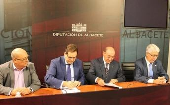 La Fundación Caja Rural de Albacete-Globalcaja patrocina el circuito de carreras populares de la Diputación