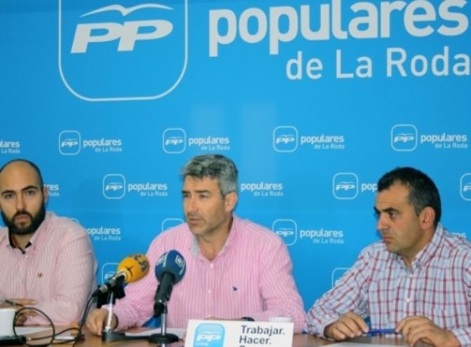 Los congresos locales del PP de Almansa, Villarrobledo y La Roda serán con candidatura única