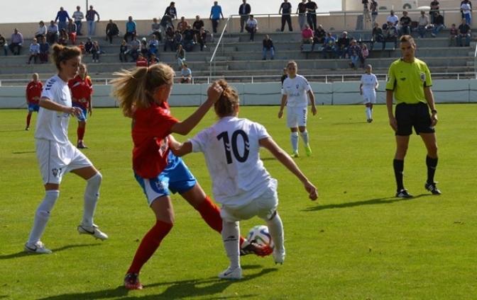 El Fundación Albacete Nexus no pudo lograr nada positivo en el campo del colista Sevilla (0-0)