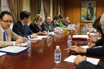 Jesús Labrador presidió la Comisión Regional de Flujos Migratorio