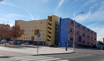 La Junta asegura que no venderá las 109 viviendas de GIGACAM en el barrio de Santa María de Benquerencia (Toledo)