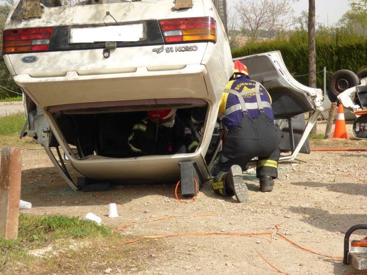 El 112 Castilla-La Mancha coordinó la atención en 81 accidentes de tráfico graves en el primer semestre de 2019