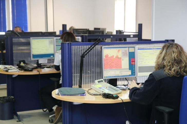 El 112 de Castilla-La Mancha ha sido vital para la actuación de bomberos y sanitarios
