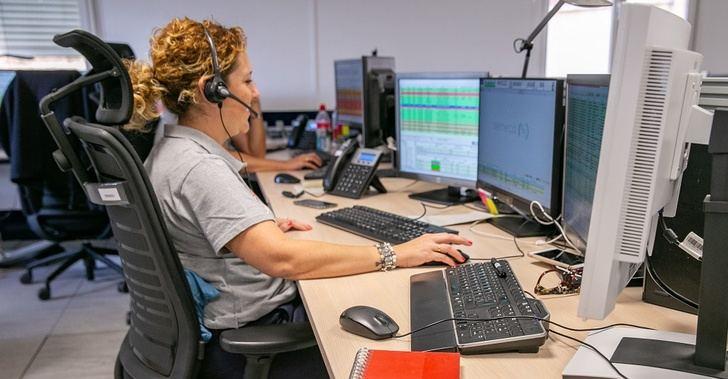 Las llamadas gestionadas durante Nochebuena y Nochevieja por el 112 de Castilla-La Mancha se redujeron un 14,7%