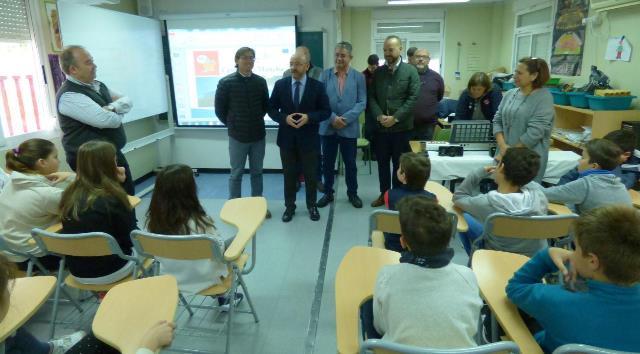 El 112 de emergencias en Castilla-La Mancha llega a los colegios de toda la región