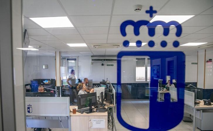 Formación telemática sobre el 112 de Castilla-La Mancha a 130 alumnos de la region