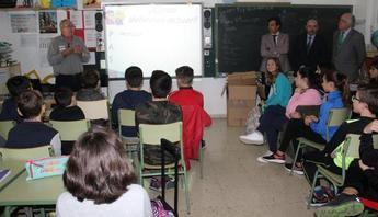 El 112 se da a conocer a 3.750 escolares en Castilla-La Mancha, 840 de Albacete