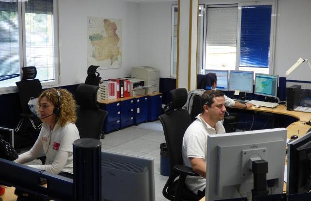 El 112 ha buscado en noviembre a 12 personas en los montes de Castilla-La Mancha