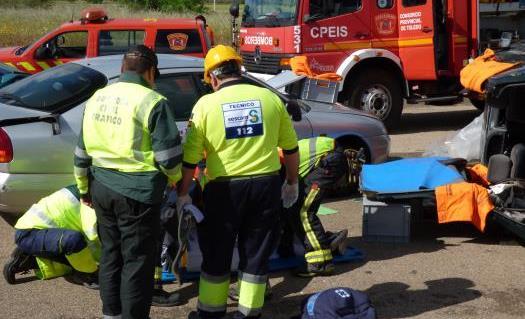 6 de cada 10 llamadas de emergencia al 112 de Castilla-La Mancha están relacionadas con sanidad