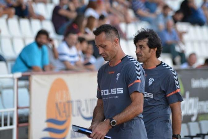 Aira promete que el Albacete Balompié será un equipo 'complicado' de batir
