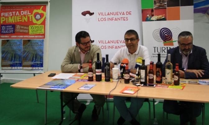 Declarada de Interés Turístico Regional la fiesta del 'Pimiento de Infantes' de Villanueva de los Infantes (Ciudad Real)