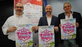 La Noche Mágica del comercio llega este viernes a Albacete, con descuentos y ofertas