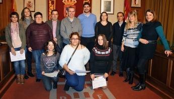 Entregados los diplomas del Taller de Empleo 'El Portazgo V' de La Roda
