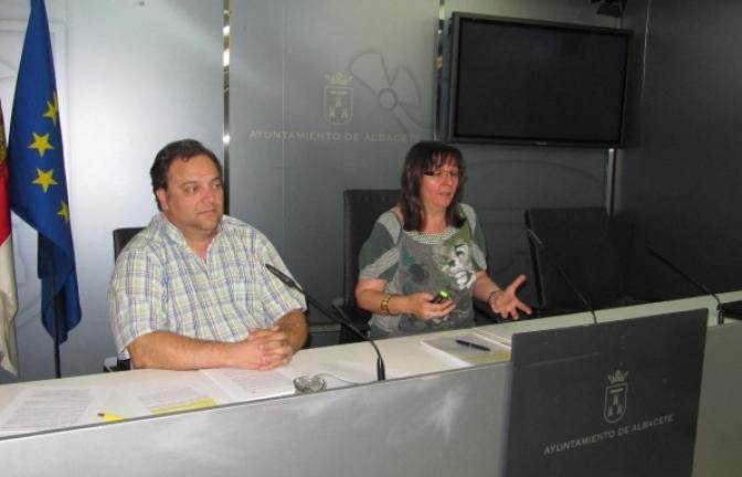 IU denuncia el procedimiento irregular para la construcción de un nuevo centro deportivo en Albacete