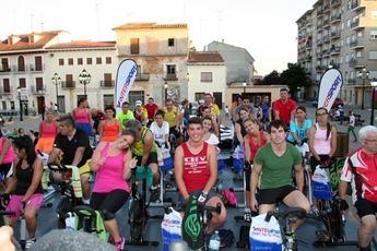 Éxito del Maratón de Ciclo Indoor celebrado en Villarrobledo