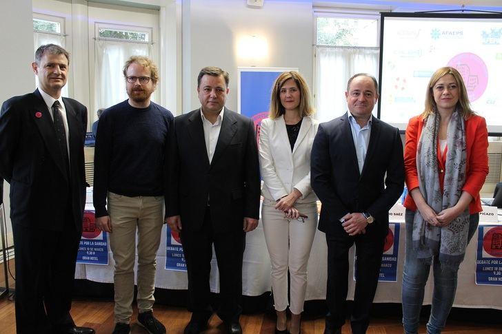 Manuel Serrano propone un pacto por Albacete, por su Sanidad y por la dignidad