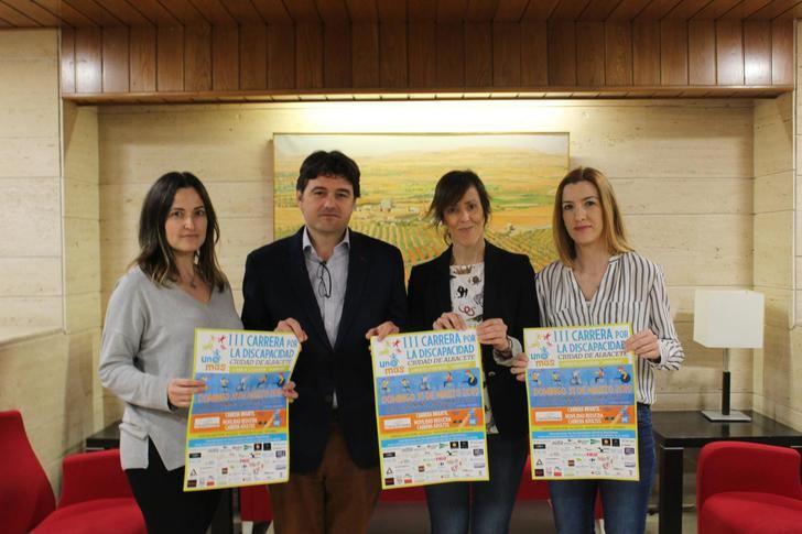 Albacete celebra este domingo la III Carrera por la Discapacidad 'Ciudad de Albacete'