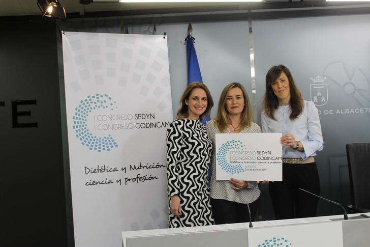 Albacete será sede del I Congreso de dietética y nutrición el próximo mes de abril