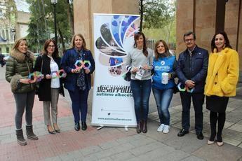 El Ayuntamiento de Albacete muestra su apoyo en el Día Mundial de Concienciación sobre el Autismo