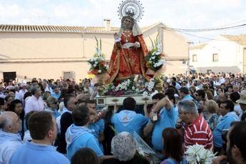 Este domingo día 8 de junio el pueblo de La Roda acompañará en romería a la Virgen de los Remedios en su regreso al santuario