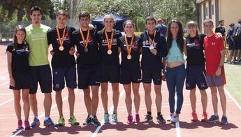 La UCLM obtiene 6 medallas en el Campeonato de España Universitario de atletismo
