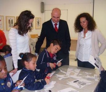El programa 'Acércate, ¡No te Cortes' sigue recibiendo a escolares de Albacete