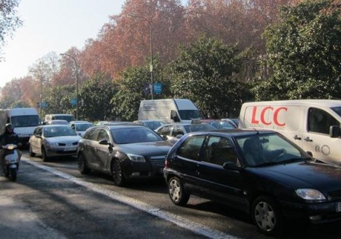 Los coches vendidos en Castilla-La Mancha bajan un 4,8% su emisión de CO2 en 2014