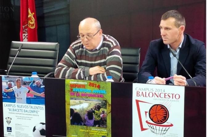 La Diputación de Albacete prepara ya sus campus de verano