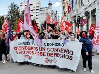1º de Mayo. UGT y CCOO piden a los políticos 'que den la cara' y cumplan con la clase trabajadora de Castilla-La Mancha