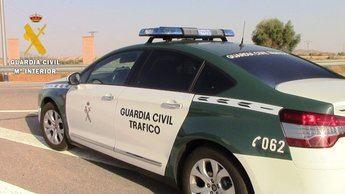 Una joven de 26 años conduce a 177km/h en una vía de 70, en el término municipal de Totanés (Toledo)
